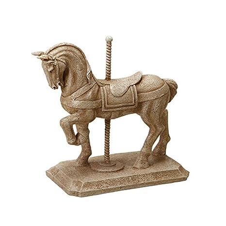 Cavallo A Dondolo Design.Comolife French Style A Forma Di Cavallo A Dondolo Design Elegante