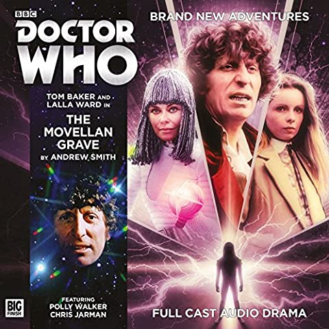 The Fourth Doctor Adventures - The Movellan Grave (Doctor Who: The Fourth Doctor Adventures) (Cd Audio Book Fiction)
