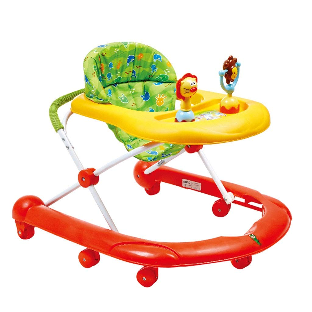 Andador Bebe HUYP Baby Walker Activity Center Safety Girl Walker ...