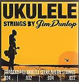 Dunlop DUY301 Soprano Pro Ukulele Strings, 4 Strings/Set