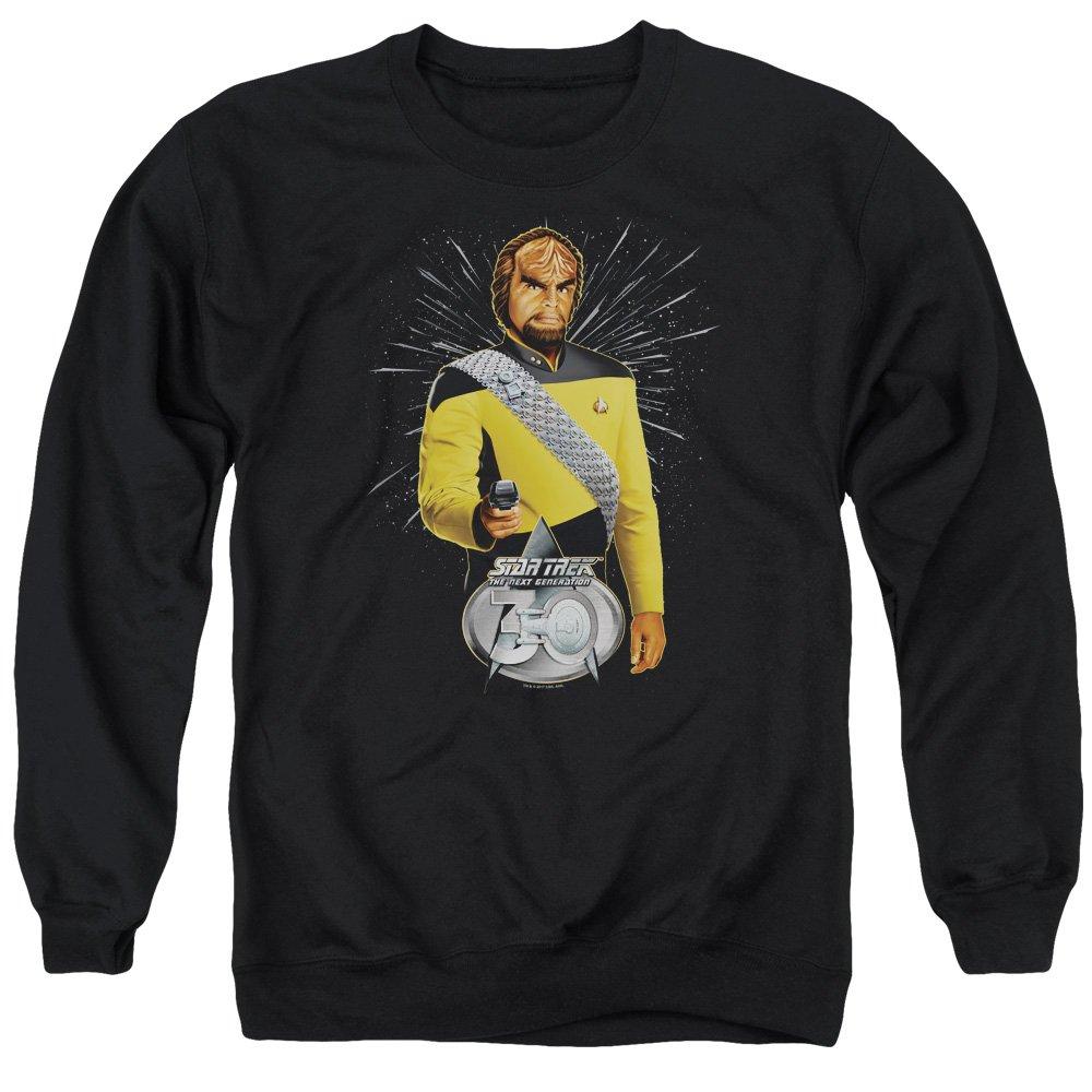 Star Trek - - Herren Worf 30 Pullover