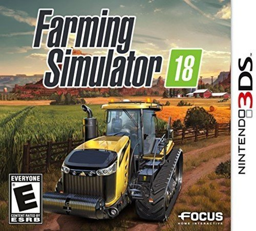 61mJ3Qy6qPL - Farming Simulator 18 - Nintendo 3DS