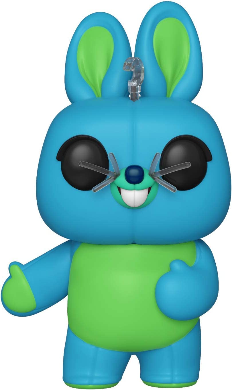 Funko- Pop Vinilo: Disney: Toy Story 4: Bunny Figura Coleccionable, Multicolor, Talla única (37400)