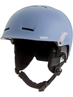 0d220e00707 Roxy Alley OOP Casco de Snowboard esquí Mujer  Amazon.es  Deportes y ...