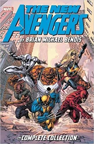 New Avengers By Brian Michael Bendis Vol 5 Marvel Comics Graphic Novel Hardcover