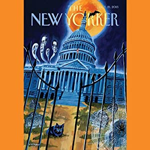 The New Yorker, October 21, 2013 (Hendrik Hertzberg, Lizzie Widdicombe, Ari Shavit) Periodical
