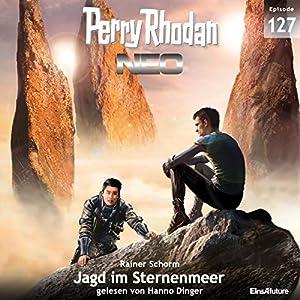 Jagd im Sternenmeer (Perry Rhodan NEO 127) Hörbuch