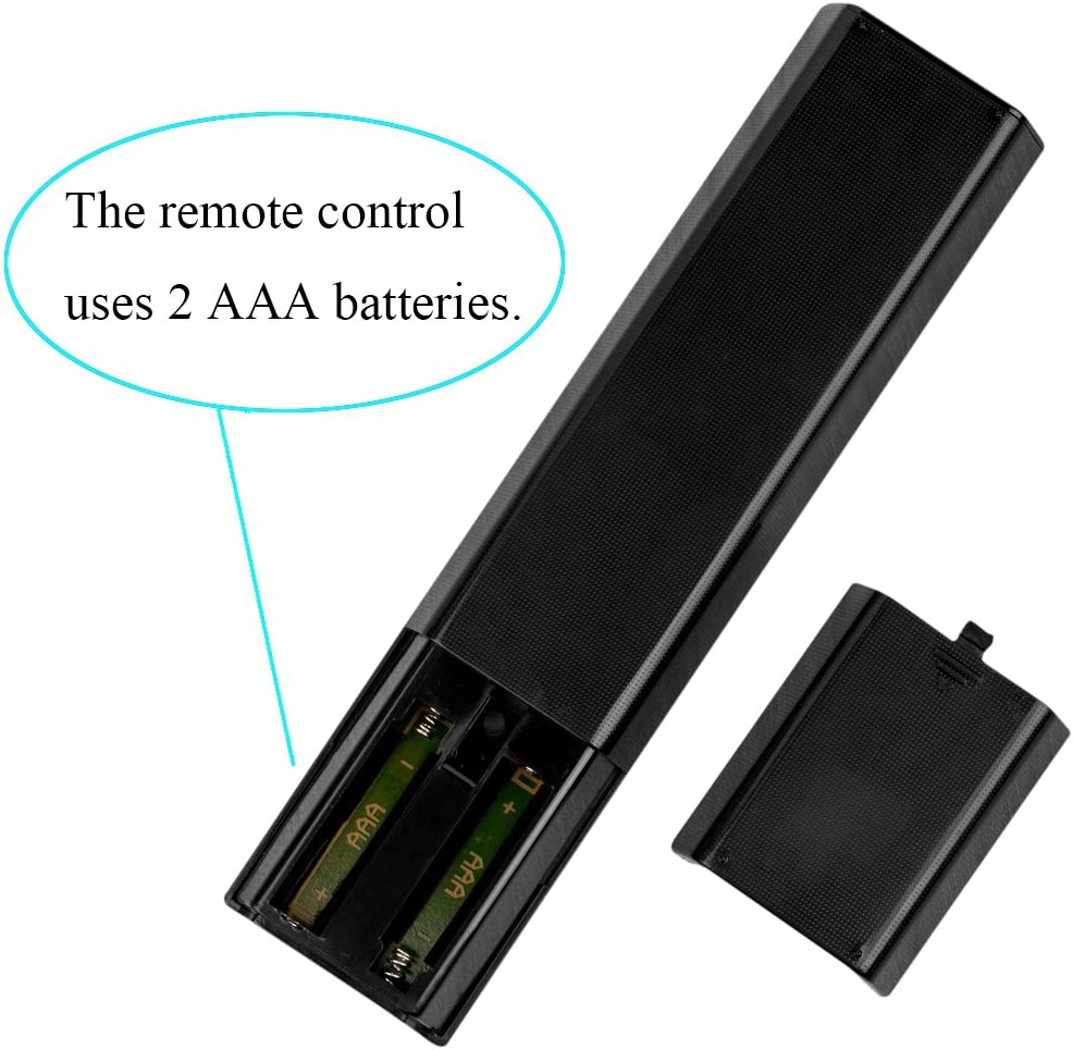 New Aftermarket Remote Control FOR Sony KD55X9005A KD65X9005A