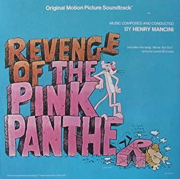 Pink panther | casual strangers.