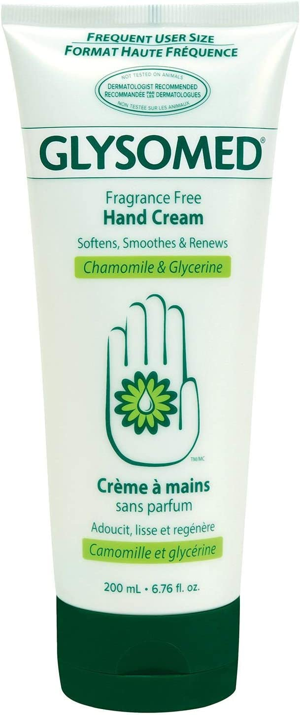Glysomed Hand Cream Fragrance Free, 200ml: Amazon.ca: Beauty