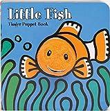 Little Fish: Finger Puppet Book