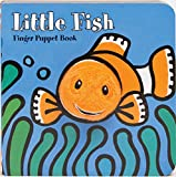 Best Chronicle Books Baby Learning Books - Little Fish: Finger Puppet Book Review