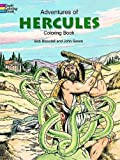 img - for Adventures of Hercules Coloring Book book / textbook / text book