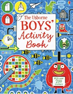 boys activity book doodling books - Drawing Books For Boys