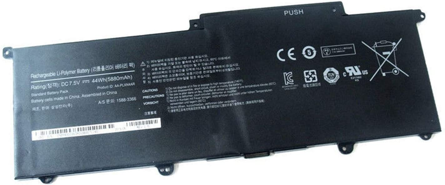AA-PBXN4AR AA-PLXN4AR Laptop Battery for Samsung 900X3B 900X3C 900X3E A04DE 900X3C-A01 NP900X3B NP900X3C(7.5V 44Wh)