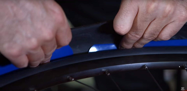 4 pcs 4X /_ BionX Tire Rim Tape Liner Black for 700c RIM Tire