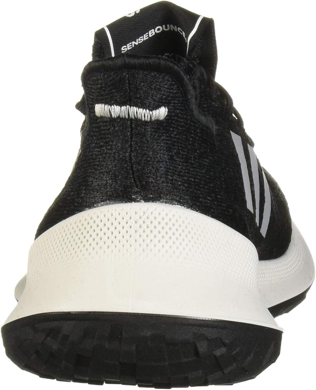 Adidas Sensebounce + Chaussures de Course pour Homme Black/White/Carbon