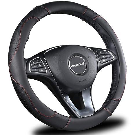 Amazon.com: AmeriLuck - Funda para volante de auto ...