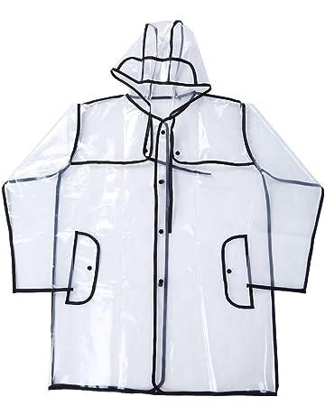 Pioggia poncho di emergenza con cappuccio Grenhaven realizzata in PVC leggero Ideale ai concerti o ai parchi divertimento GIALLO in una sfera di plastica