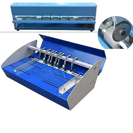 """Z&Y Máquina perforadora eléctrica de 18""""con ranurado y perforadora de 220V 460mm Máquina eléctrica"""