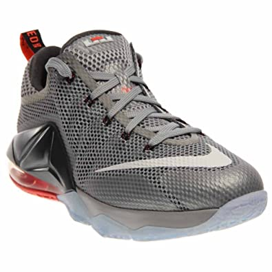 0a2976f6186d7 Amazon.com | New Nike Lebron James XII Low Big Kid's Basketball ...