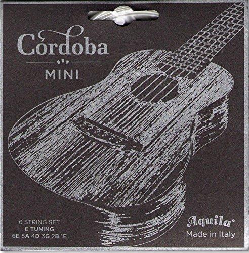 Cordoba Mini Strings Set Tuning