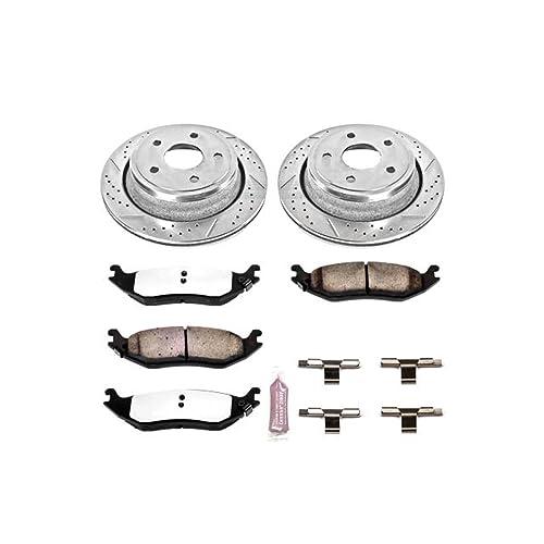 brake kit 04 dodge ram 1500  amazon com