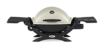 WEBER 1-Burner 189sq. in Propane Gas Grill