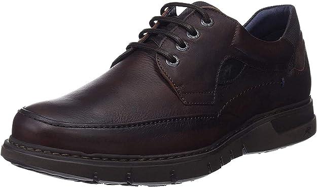 Fluchos Celtic, Zapatos de Cordones Derby Hombre