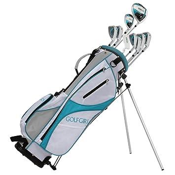 golfgirl fws3 señoras azul completa todo grafito mano ...
