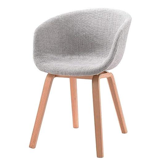 Yisaesa Sillones de Madera Maciza, Modernos sillones ...