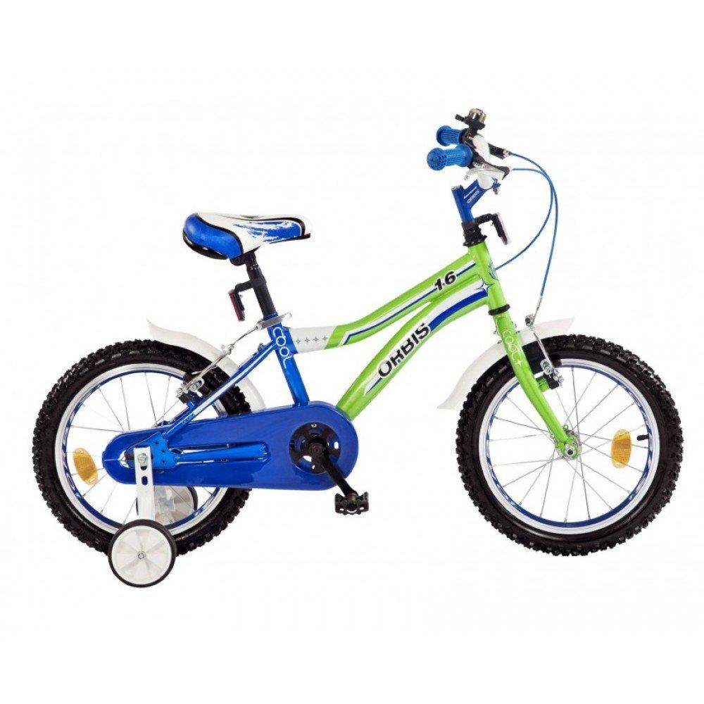Orbis Bicicleta Infantil Niño Chico 16 Pulgadas Zonix Cool Freno ...