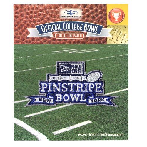 - New ERA Pinstripe Bowl (New York) Jersey Patch Boston College vs. Penn State (2014)