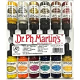 Dr. Ph. Martin's Spectralite Private Collection Liquid Acrylics Bottles, 0.5 oz, Set of 12 (Set 3)