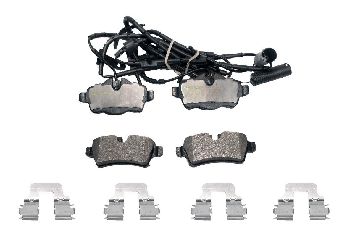 Monroe DX1309W Rear Dynamic Premium Brake Pad Set