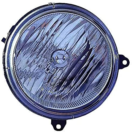 Depo 333-1173L-AC Jeep Liberty Driver Side Replacement Headlight Assembly