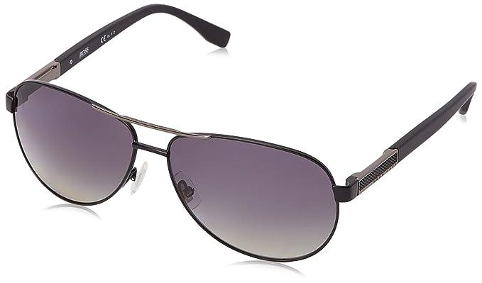 27fafbe93f5 BOSS by Hugo Boss Men s B0705PS Polarized Aviator Sunglasses
