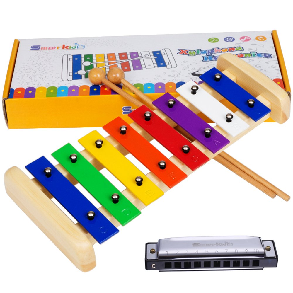 how to play songs on 8 key xylophone