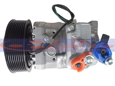 tkparts nuevo a/c compresor 5412301211 para mercedestrucks Actros/Axor