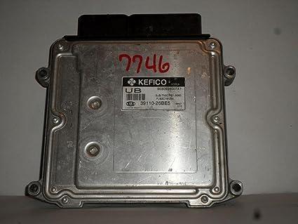 Amazon com: 39110-26BE5 KIA 6 RIO computer module ECM ECU
