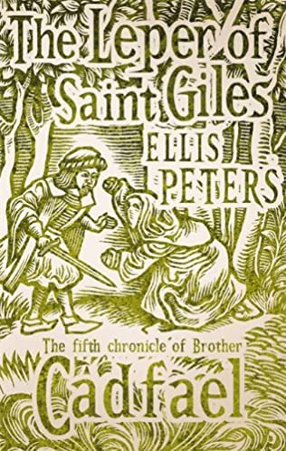 book cover of The Leper of Saint Giles
