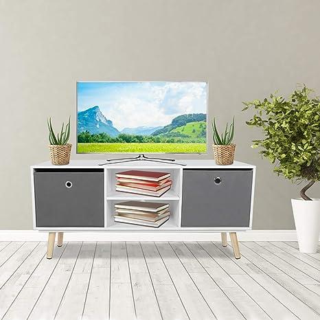 Mueble TV Salón Mesa para TV Televisión Estilo Moderno ...