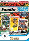 Family: 3 Games (Timeshock / Big Race USA / Fantastic Journey)