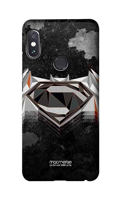 e5f459aec55 Macmerise Men Of Steel - Sublime Case For Xiaomi Redmi  Amazon.in   Electronics