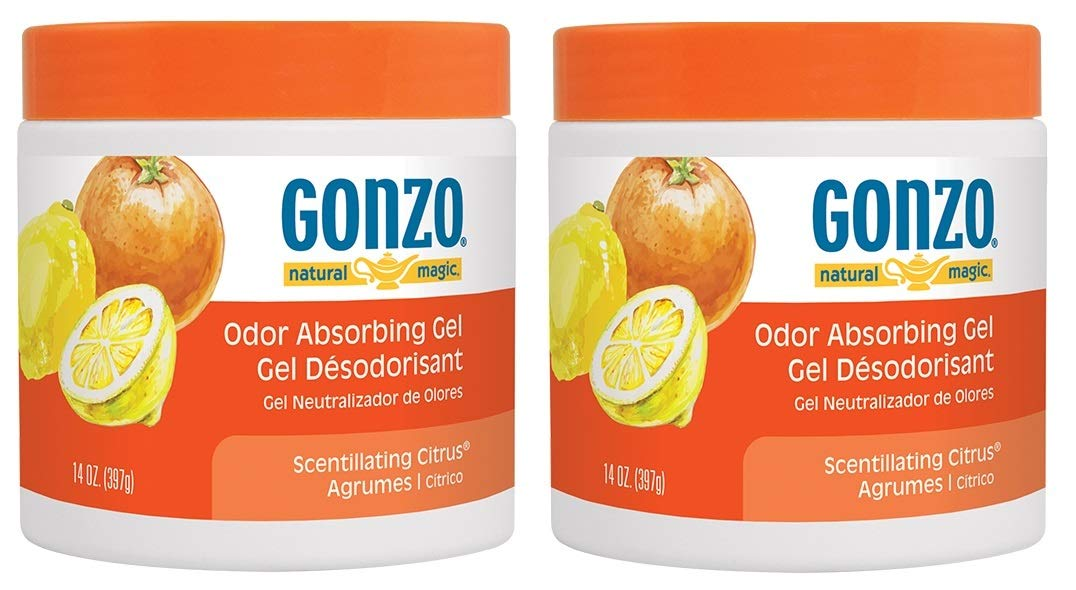 Amazon Gonzo Odor Absorbing Gel