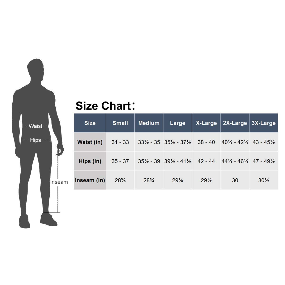 Baleaf Mens Windproof Thermal Running Cycling Tight Pants