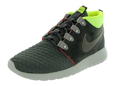 huge selection of 4fa6d 3956f ... discount code for nike roshe run sneakerboot mens hi top trainers  615601 007 uk 12 us