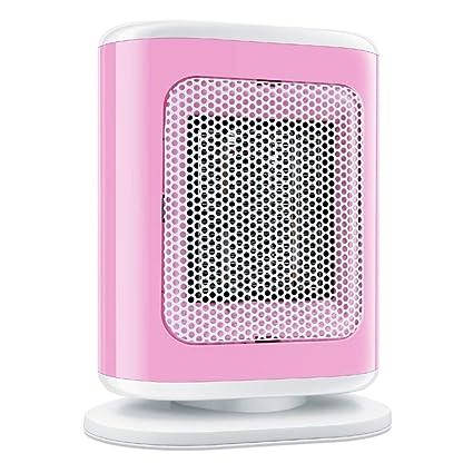 Househome Calefactor (500 W, Escritorio Ambiente pequeño lanzando, Radiador y Ventilador, calefacción