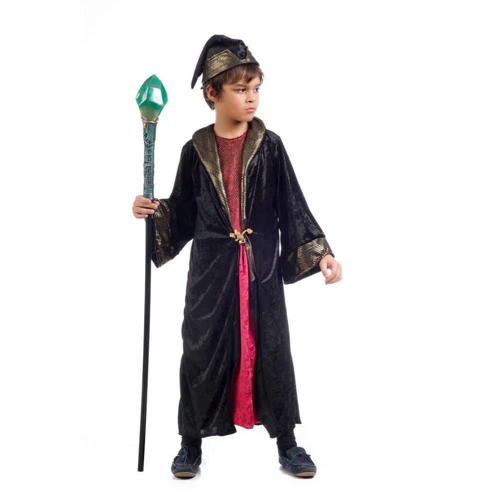 Limit Sport- Brujo Aksar, disfraz infantil, 3 (MI003: Amazon.es ...