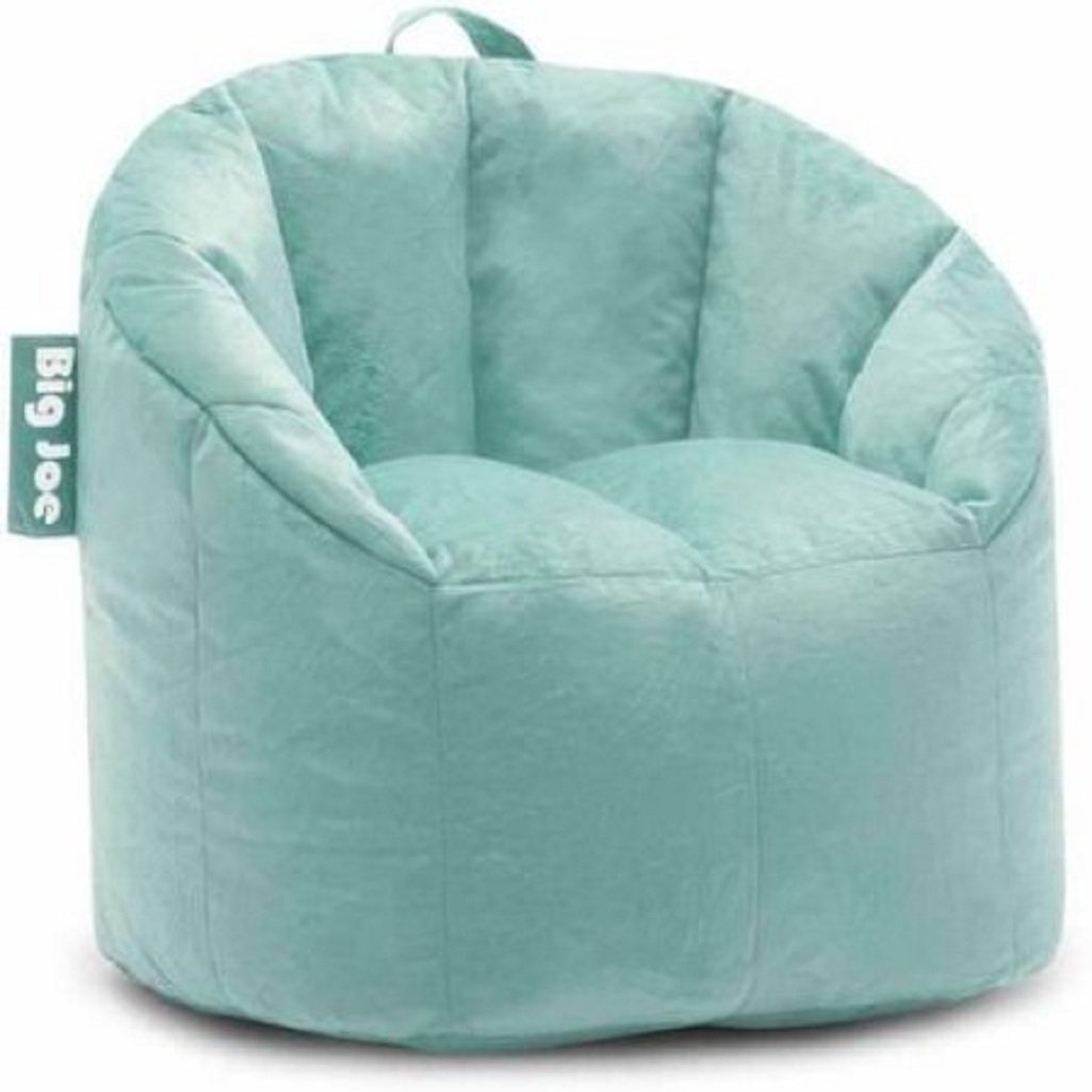 Strange Big Joe Milano Bean Bag Chair Filled With Ultimax Beans Mint Plush Beatyapartments Chair Design Images Beatyapartmentscom